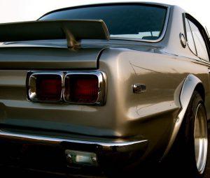 ハコスカ 旧車