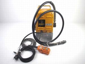 泉精器 電動油圧ポンプ