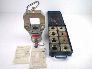 泉精器 分離型油圧圧着ヘッド
