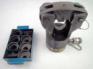 泉精器 油圧ヘッド分離式工具