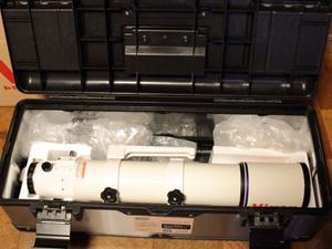 天体望遠鏡を買取したお客様の体験談