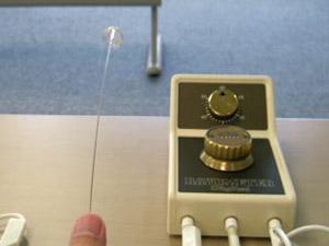 レヨメーターデジタル 正常放電