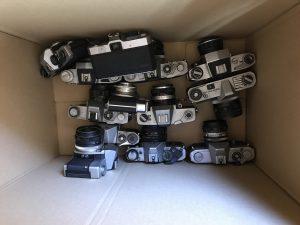 コレクション カメラ 大量売却1