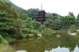 山口 五重の塔