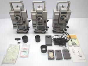 ソキア(SOKKIA)製の測量機器