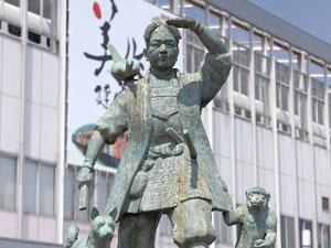岡山県の主要駅