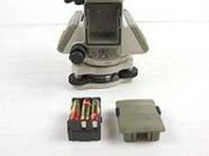 ニコン製の測量機器 バッテリー