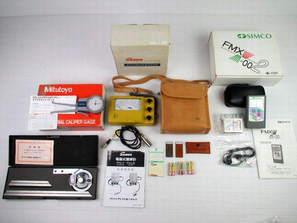 シムコ 静電気測定器