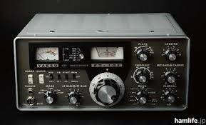 八重洲 無線機