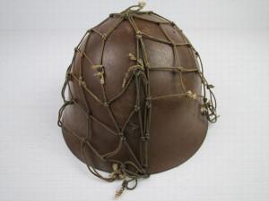 旧日本軍鉄兜 サクラヘルメット