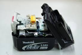 ドリル 充電池の不具合(充電式の場合)
