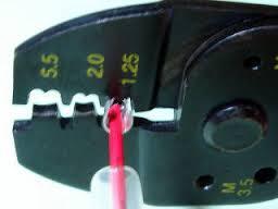 圧着工具 圧縮接合の不良