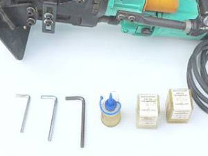 油圧パンチャー 付属品