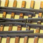 N gauge Rail