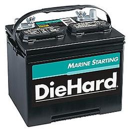 魚探 バッテリー