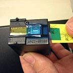 Tape ink
