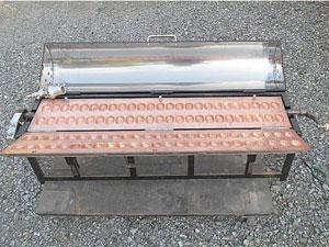 ベビーカステラ焼き機