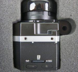 赤外線カメラ撮影