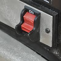 研磨機械 電源スイッチ