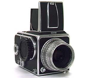 ハッセルブラッド カメラとは