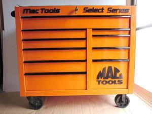 マックツールズ 工具箱