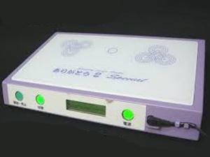 波動転写機 電源