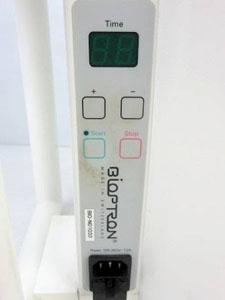 バイオプトロン 操作ボタン