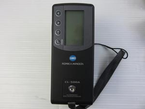 分光放射輝度計