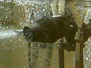 水中ポンプの使い方