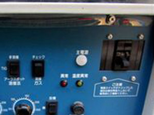 TIG溶接機 電源