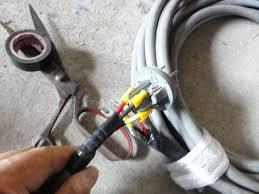 半自動溶接機 接続の不良