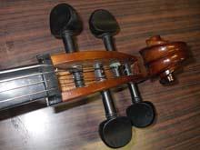 サイレントチェロ 弦の調整