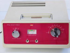高周波温熱器