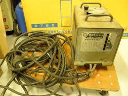 アーク溶接機 ケーブルの破損