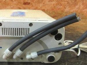 電解還元水整水器 ホース