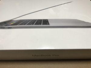 新品未開封 Macbook pro