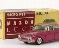ミクロペット ミニカー 箱