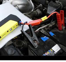エンジンスターター 充電の不良