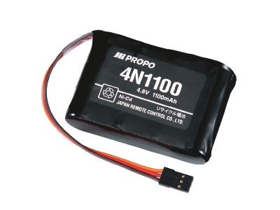 受信機 電池