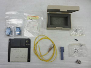 光パルス試験機 付属品一式