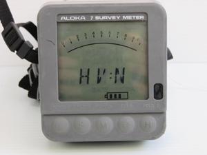 日立アロカメディカル 放射線測定器