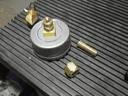 水圧測定器 キャッチクリップ