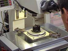 工具顕微鏡 台座