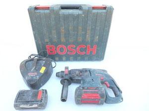 ボッシュの電動工具 付属品一式