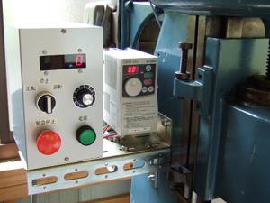 切削工具 フライス盤 電源