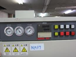 冷却水循環装置 操作について