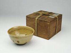 唐津焼 木箱とセット