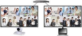 ビデオ会議システム 映像