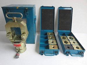 油圧ヘッド分離式工具 付属品一式