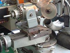 工具研削盤 主軸